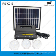 Mini Solar Power Lighting System Home Anwendung für die 120. Canton Fair